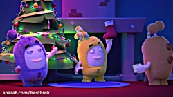 انیمیشین اودبودز (Oddbods) ، سورپرایز سانتا 2