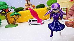 اسباب بازی و بازی کودکان لیدی باگ ،هوای طوفانی