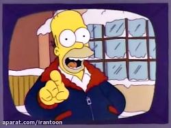 سیمپسون ها - فصل چهارم - قسمت نهم