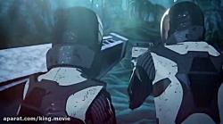 انیمیشن سینمایی (گودزیلا، شهری در خط مقدم) دوبله فارسی