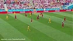 خلاصه بازی استرالیا و پ...