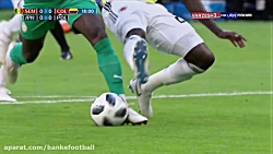 خلاصه بازی سنگال و  کلمبیا جام جهانی ۲۰۱۸