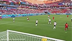 خلاصه بازی انگلیس و بلژیک جام جهانی ۲۰۱۸