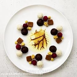28 ترفند شکلاتی (آشپزی ب...