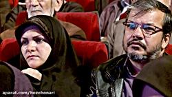 شعرخوانی یوسفعلی میرشکاک در شب شعر سردار آسمانی