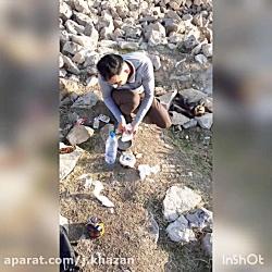 طبیعتگردی با جواد احمدی زاده