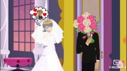 ادیت عروسی مرینت و ادرین و حاکی مرینت و کلو خیلی خنده دار