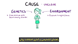 اختلال اضطراب اجتماعی | دلایل، علائم،  تشخیص، درمان  (زیرنویس فارسی)