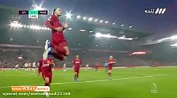 خلاصه لیگ برتر انگلیس: لیورپول 2-0 منچستریونایتد