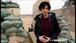 گزارش بی بی سی از گروه پزشکی در پایگاه عین الاسد!! دروغ یا حقیقت ؟!