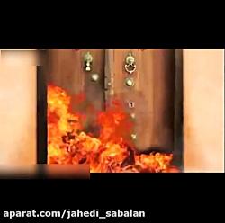 نماهنگ جدید وفالی فاطمه حاج نادر جوادی
