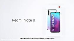 جعبه گشایی و بررسی گوشی ردمی نوت ۸ شیائومی|Redmi Note8 Unboxing