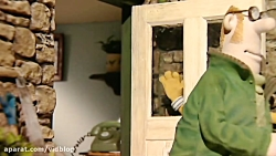 انیمیشن بره ناقلا - فصل اول - قسمت سی و سه