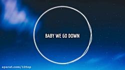 Coopex  KHEMIS - Dark Blue Paradise (ft. MEL) _ Lyrics _ 8D AUDIO