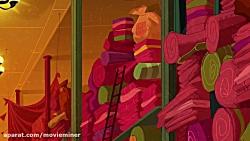 کارتون هتل ترانسیلوانیا *کمدی-ترسناک* (دوبله فارسی) | قسمت 11
