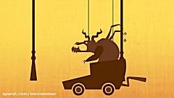 کارتون هتل ترانسیلوانیا *کمدی-ترسناک* (دوبله فارسی) | قسمت 15
