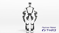 تویوتا از نسخه بهبود یافته ربات انسان نمای T-HR3 رونمایی کرد