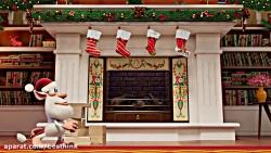 انیمیشن بوبا قسمت 36 - درخت کریسمس