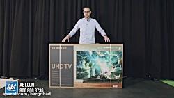 جعبه گشایی و UNBOX تلویزیون سامسونگ ru8000