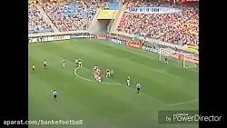 خلاصه بازی اروگوئه و دانمارک جام جهانی ۲۰۰۲