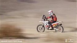 لحظات برتر رالی داکار ۲۰۲۰ بخش موتورسواری