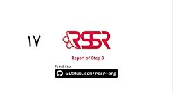 آنچه تا گام سوم در دوره آموزش و توسعه RSSR گذشت