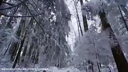 موسیقی سنتی _زمستون و برف