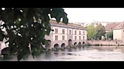 در دو دقیقه به یکی از زیباترین شهرهای اروپا سفر کنید! استراسبورگ | آژانس ققنوس