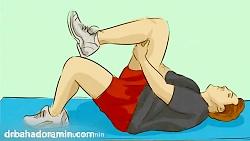 حرکات ورزشی ستون فقرات