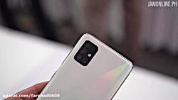 بررسی ویدیویی گوشی Samsung Galaxy A71