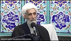 مساوی بودن بود و نبود مسئولین نظام جمهوری اسلامی - آیت الله وفسی