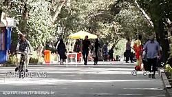 دوچرخه سوار خوش ذوق اصفهانی