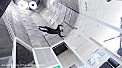لذت تجربه حس خلاء توی تونل بادی - #ناکجامیری ۶