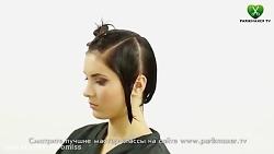 آموزش مدل مو کوتاه با مو بلند جانبی- مومیس مشاور و مرجع تخصصی مو