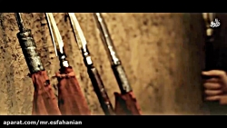 پارت فارسی موزیك همه فرزند توایم با صدای حسین اصفهانیان و علی ستوده