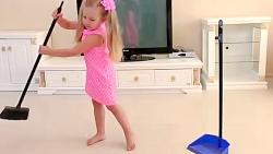 Диана и огромный ЛОЛ دیانا LOL Pearl Surprise، Pretend اسباب بازی برای بچه ها پی