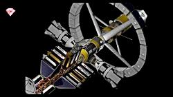 اتمام ساخت هلی کوپتری که قادر است در فضا پرواز کند!!