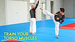 آموزش کاراته - ماواشی گری