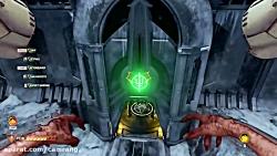 10 دقیقه گیم پلی از بازی ترسناک Doom Eternal