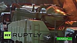 تونل های زیرزمینی موشک های بالستیک سپاه پاسداران HD