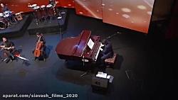 اجرای زیبای خواندن آهنگ توسط مهران مدیری در کنسرت خودش