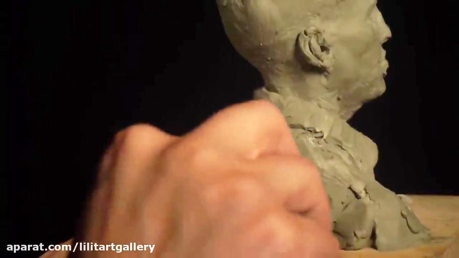 آموزش قدم به قدم تصویری ساخت مجسمه سرباز