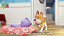 کارتون شاد کودکانه خارجی ... بچه لولو 8