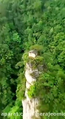 خفن ترین خونه دنیا (پسر رفته کجا خونه ساخته)