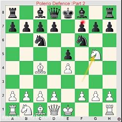 آموزش شروع بازی شطرنچ-دفاع پولریو-قسمت 2