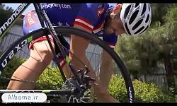 طرز استفاده از کپسول اکسیژن برای باد کردن لاستیک دوچرخه