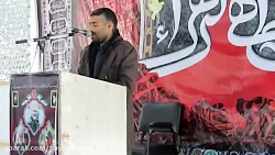 مداحی شریف پور در نماز جمعه این هفته نایین 4 بهمن 98