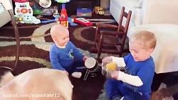 کلیپ خنده دار کودک 400