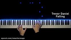 بازهم پیانو این بار fallin...