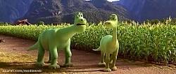 انیمیشن دایناسور خوب م...